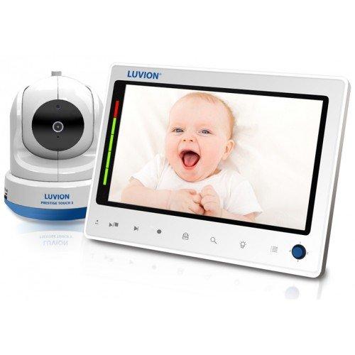 Видео бебефон Luvion Prestige Touch 2